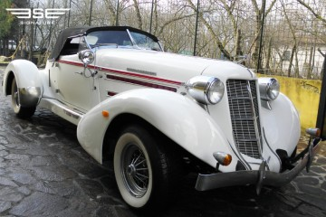 Auburn 1936 MOD 411  400CC Chevrole