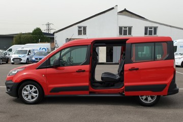 Ford Transit  Connect LPG