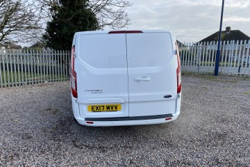 Ford Transit Custom Limited 290 L1 H1