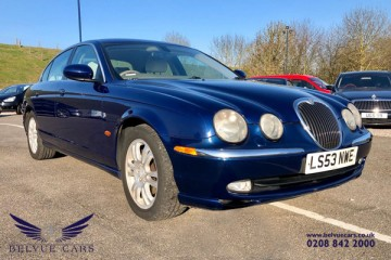 Jaguar S-Type 3.0 V6 SE
