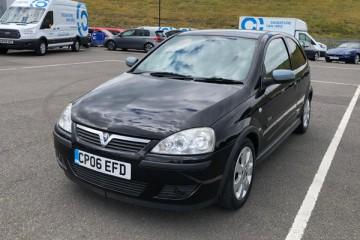 Vauxhall Corsa Sxi+ 16V (Deposit Ta