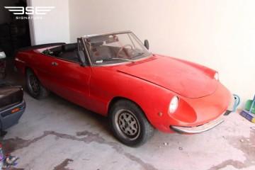 Alfa Romeo Spider 2.0 1972