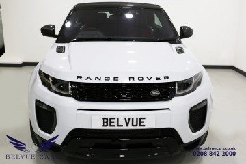 Range Rover Evoque Convertible HSE Dynamic LUX