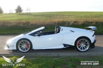 Lamborghini Huracan Spyder DMC