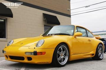 Porsche 911 (993) 1995 Carrera 2 Ge