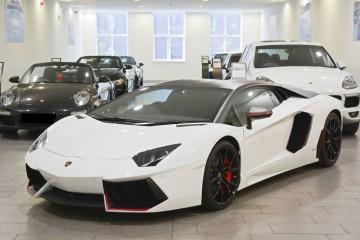 Lamborghini Aventador Pirelli Editi