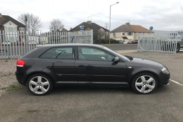 Audi A3 S Line Special
