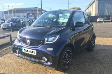 Mercedes-Benz Smart ForTwo  Edition Blue