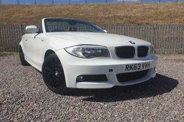 BMW 118i SE Convertible
