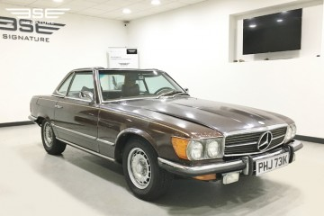 Mercedes-Benz SL 450 (1972)