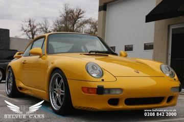 Porsche 911 (993) 1995 Carrera 2 Gemballa