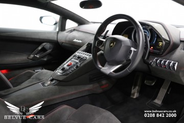 Lamborghini Aventador Pirelli Edition