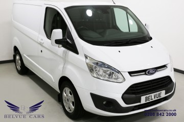 Ford Transit Custom  2.2 TDCi 270 L1H1 Limited