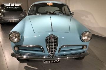 Alfa Romeo Giulietta Sprint 1956