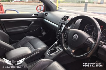 VW Golf R32 DSG 4 Motion