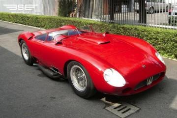 Maserati 450S 1957 Chassis 4507