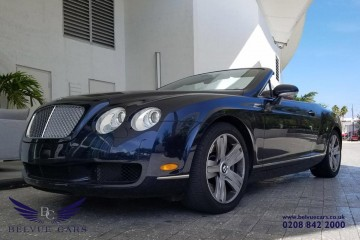 Bentley GTC Convertible V12