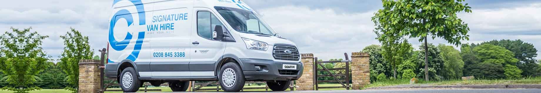 Signature Van Hire