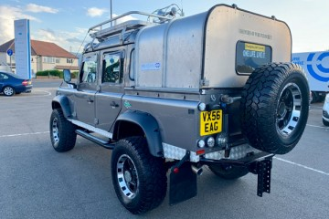 Land Rover Defender 110 XS DC LWB