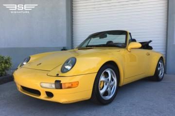 Porsche 911 (993) 1996  3.6 Carrera