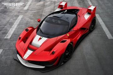 Ferrari FXX 2016