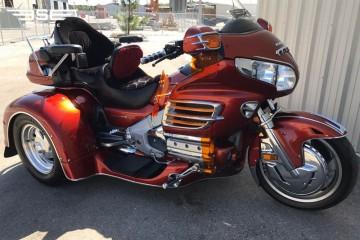 Honda Goldwing 1800 Trike 2003