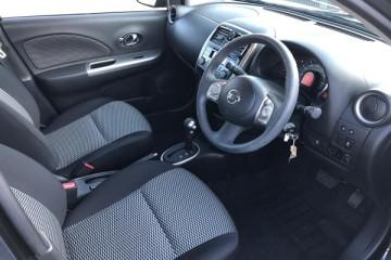 Nissan Micra Acenta CVT