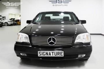 Mercedes-Benz S600 SEC