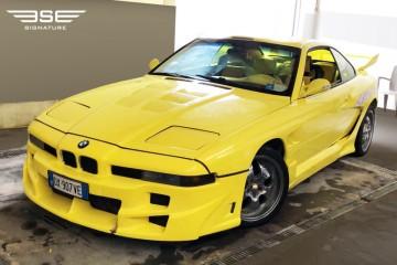 BMW 850i Coupe 1990 (Rare Manual E3