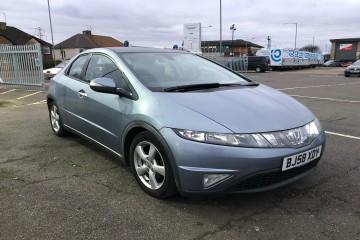 Honda Civic ESI-VTEC